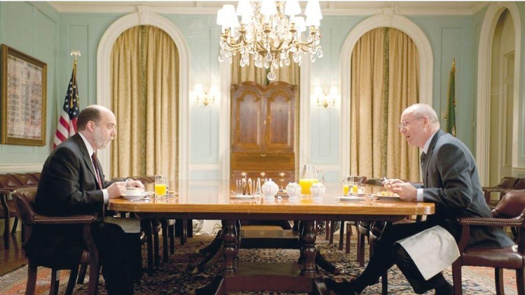 'Too Big to fail' (Canal + 1), mejor actor secundario (Paul Giamatti) y mejor miniserie o telemovie