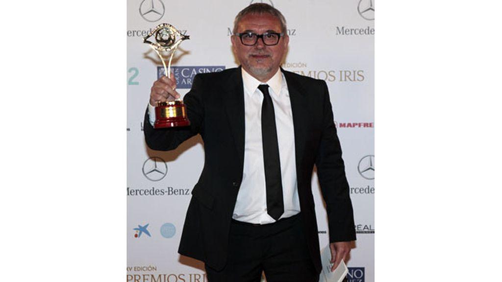Jordi Frades, mejor director por 'Cuéntame cómo pasó' (La 1)
