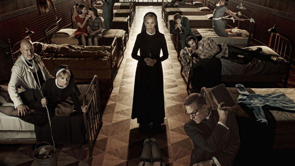 'AHS: Coven', mejor miniserie o 'telefilme'