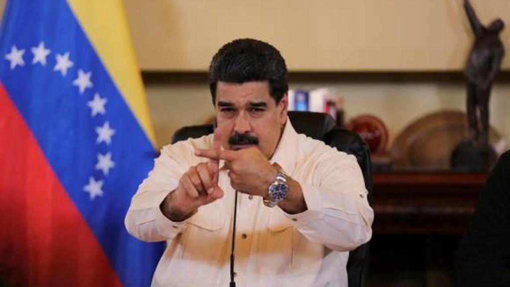 """Maduro asegura que la Casa Blanca """"ha dado orden de asesinarle"""""""