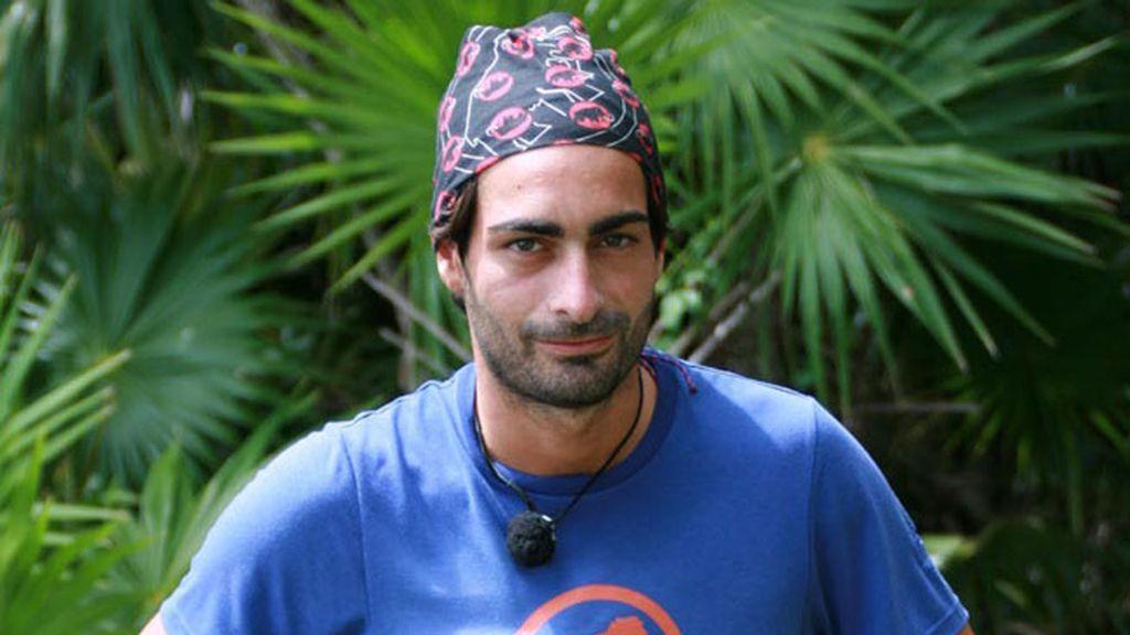 Fran Costa. Desempleado de Catarroja (Valencia), 26 años