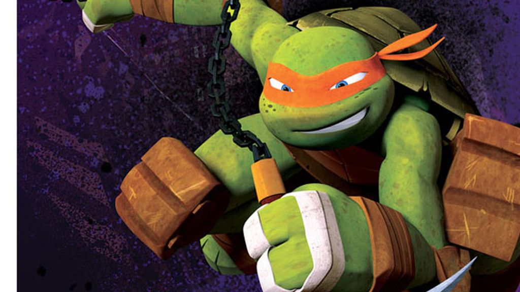 Nuevas aventuras para 'Las tortugas ninja'