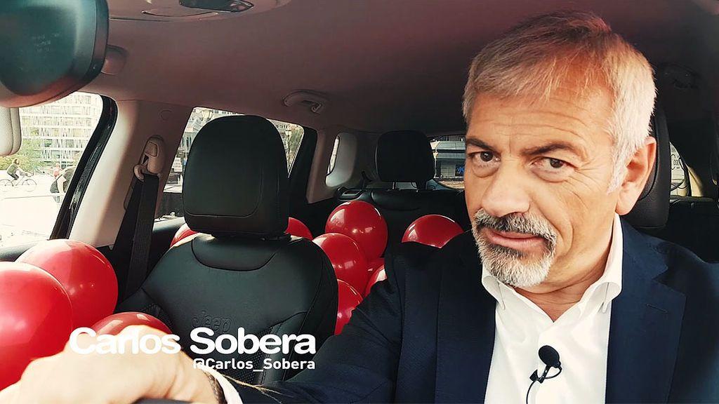 Carlos Sobera, recalculando la pasión, encontró el amor de su vida