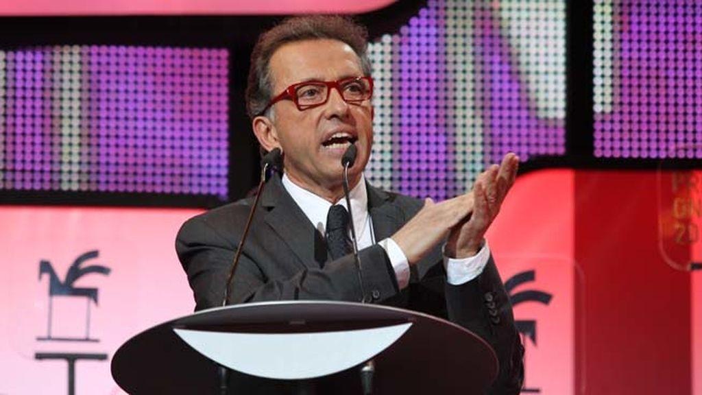 Jordi Hurtado, mejor presentador, por 'Saber y ganar', de La 2