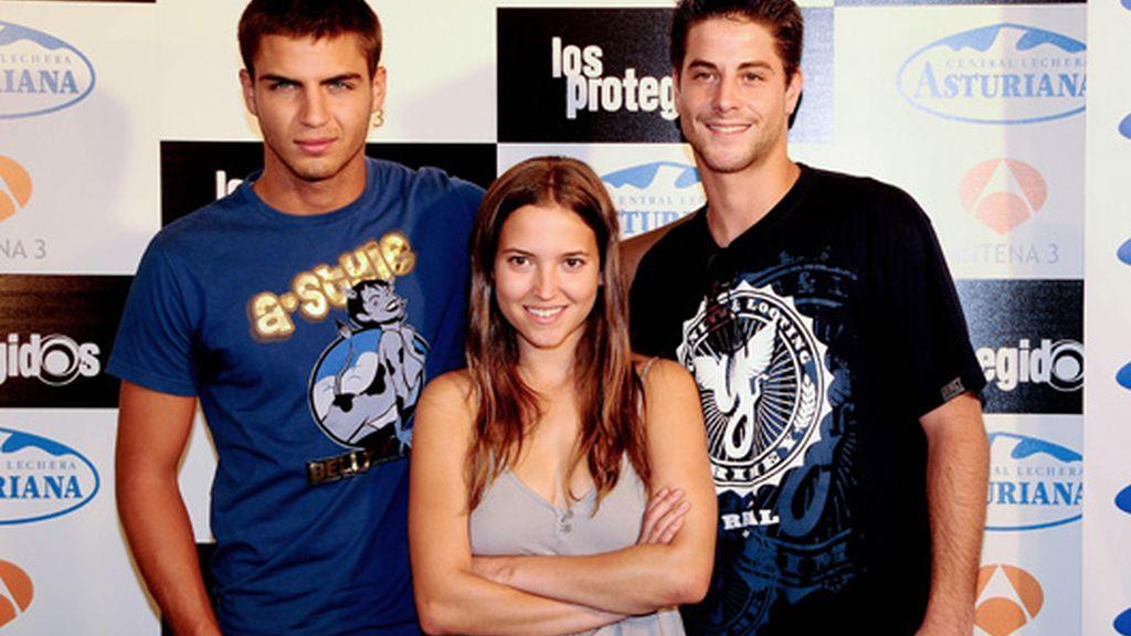 'Los protegidos' (Antena 3)