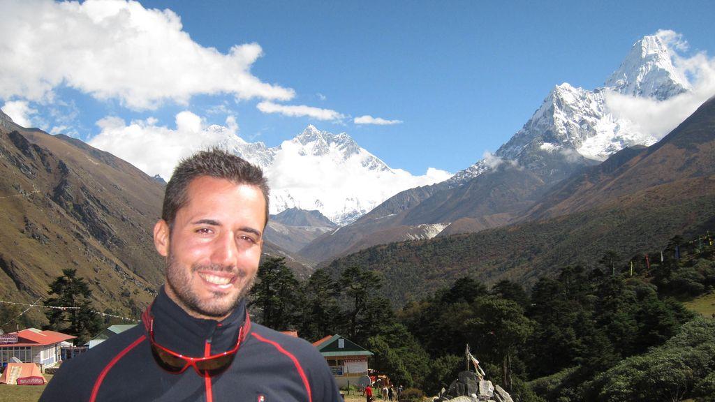Antonio Cervera (Equipo rojo). 30 años. Castellón. Socorrista