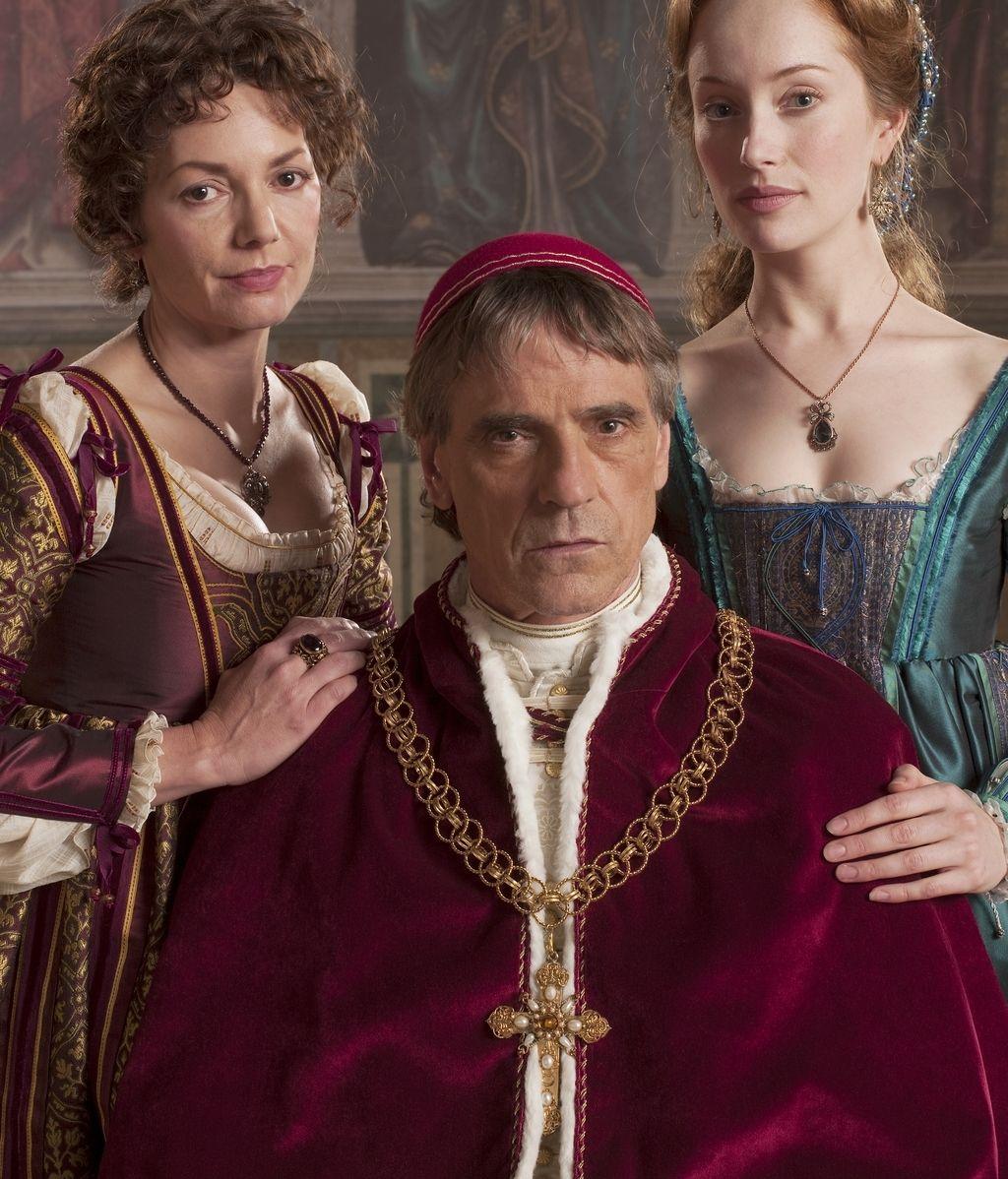 'Los Borgia' (Cuatro), mejor actor de drama (Jeremy Irons)