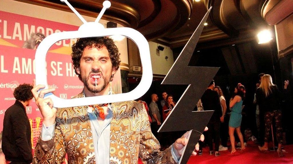 """Paco León: """"Lo más excitante de la televisión es rodar"""""""