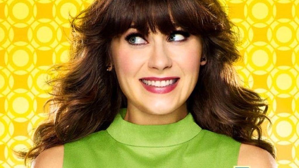 'New Girl', mejor comedia y mejor actriz (Zooey Deschanel)