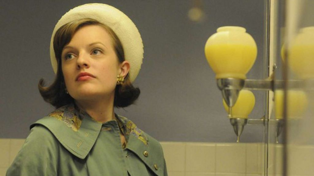 Elisabeth Moss, mejor actriz de drama por 'Mad Men '