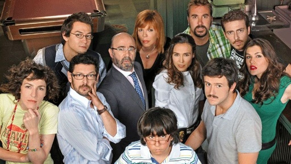 'Hermanos y detectives' (Telecinco)