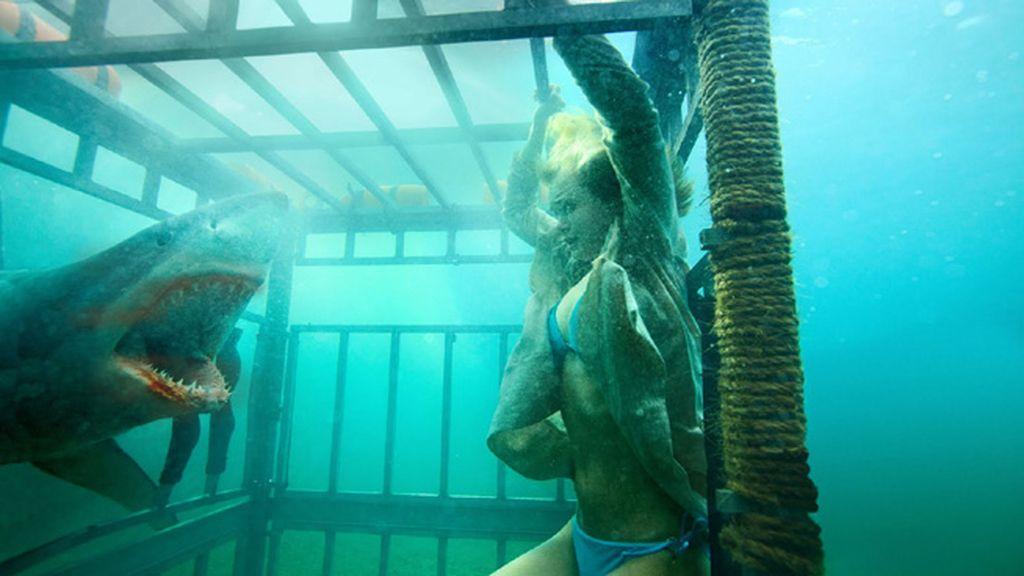 'Tiburón 3D: la presa'