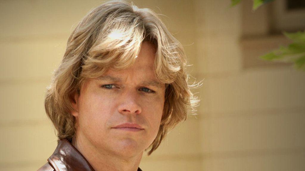 Matt Damon, mejor actor de miniserie o 'telefilme' por 'Behind the candelabra'