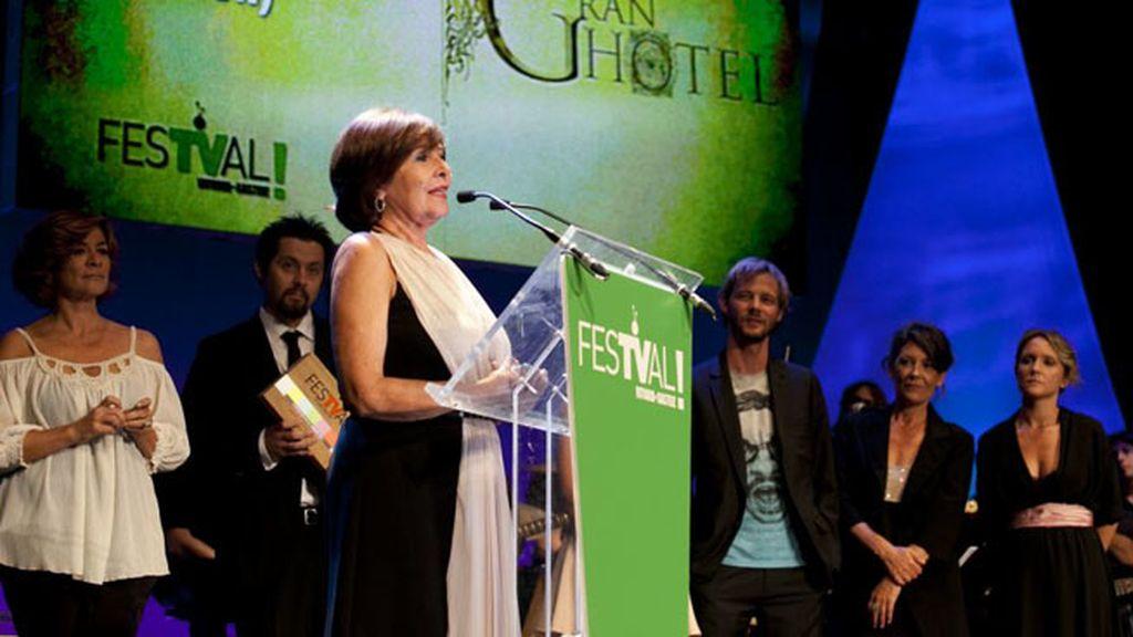 'Gran hotel' (Antena 3), premio ALMA por el guión y a lo mejor del año en ficción