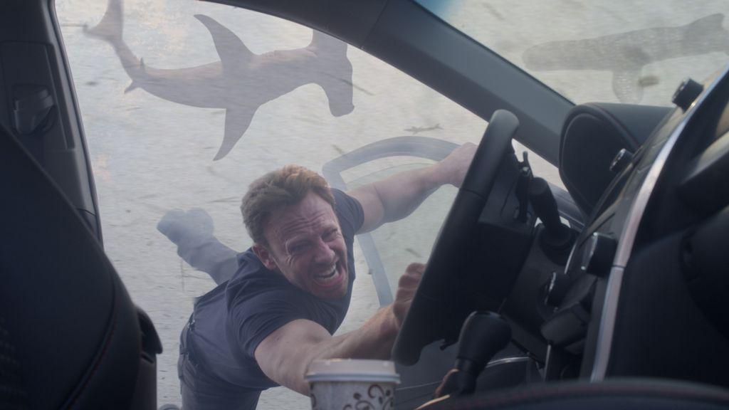 David Hasselhoff y Bo Derek, cameos de lujo del telefilme protagonizado por Ian Ziering y Tara Reid