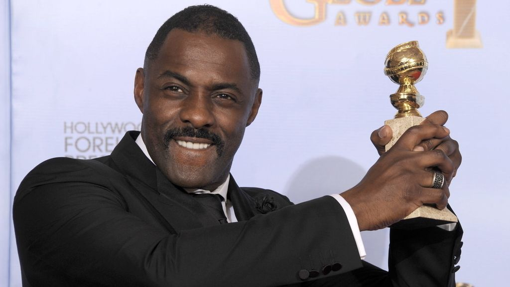 Idris Elba, mejor actor de miniserie por 'Luther'