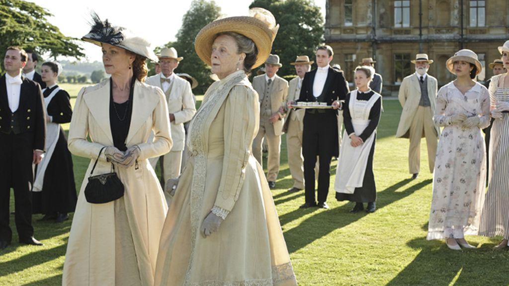 'Downton Abbey' (PBS), mejor drama