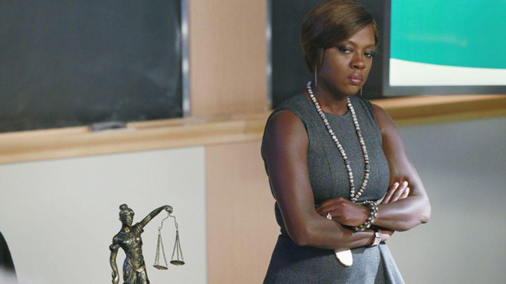 Viola Davis, mejor actriz en serie dramática por 'Cómo defender a un asesino'