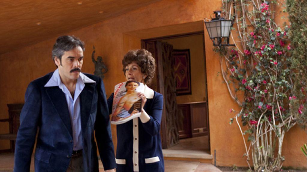 'Tita Cervera. La baronesa' (Telecinco)