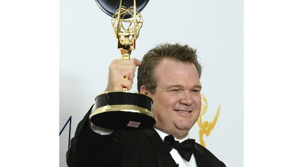 Eric Stonestreet , mejor actor de reparto de comedia:por 'Modern Family' (ABC)