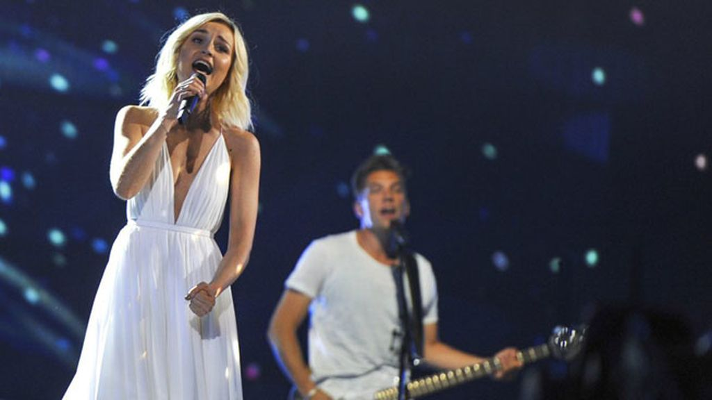 RUSIA. Polina Gagarina. 'A million voices'