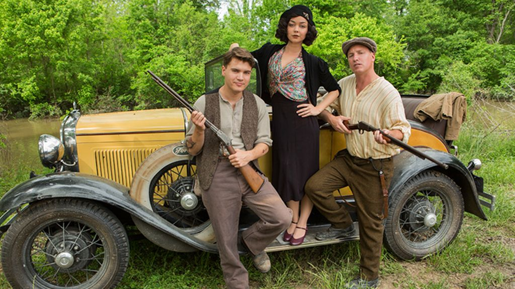 'Bonnie & Clyde' (Lifetime), mejor miniserie
