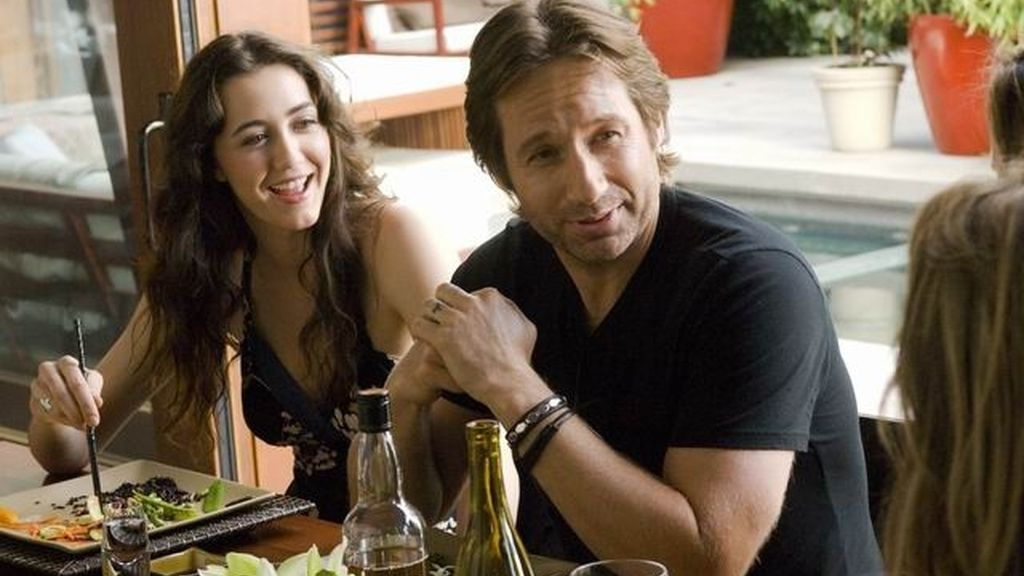 'Californication' (Fox y Mediaset España), mejor actor de comedia (David Duchovny)