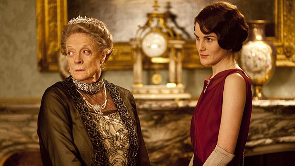 'Downtown Abbey' (Antena 3), mejor drama, mejor actriz de drama (Michelle Dockerty) y mejor actriz secundaria (Maggie Smith)