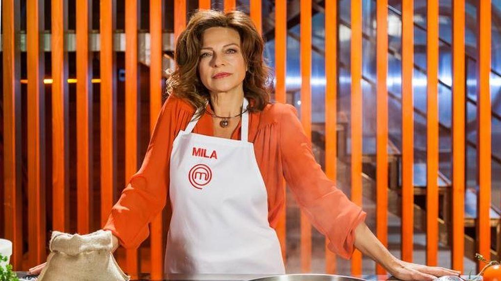 Mila, empresaria (58 años, Valencia)