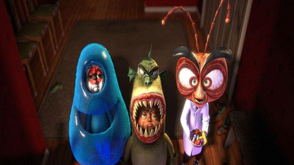'Monstruos vs. Alienígenas' y 'Madagascar' (Antena 3)
