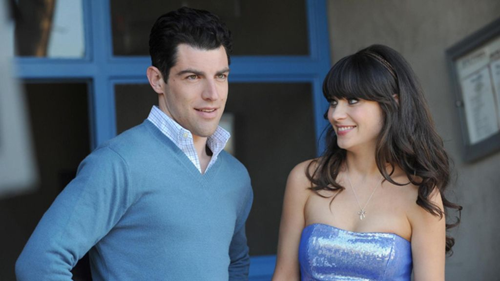'New Girl' (FDF, Fox), mejor actriz de comedia (Zooey Deschanel) y mejor actor secundario (Max Greenfield)