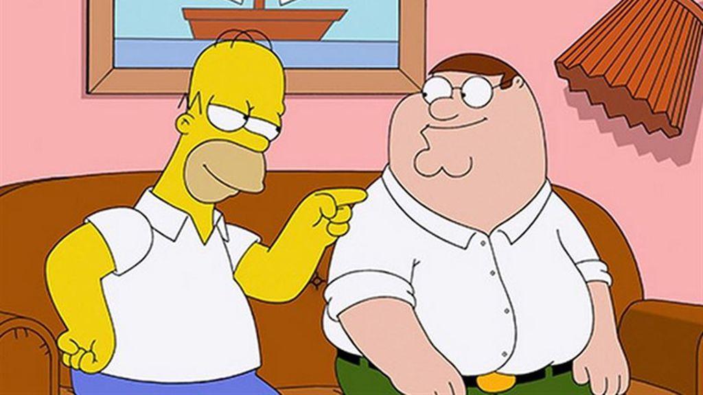 Peter y Homer tienen que elegir entre la Duff o la Pawtucket