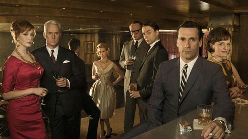 'Mad Men', 4ª temporada (Canal+)