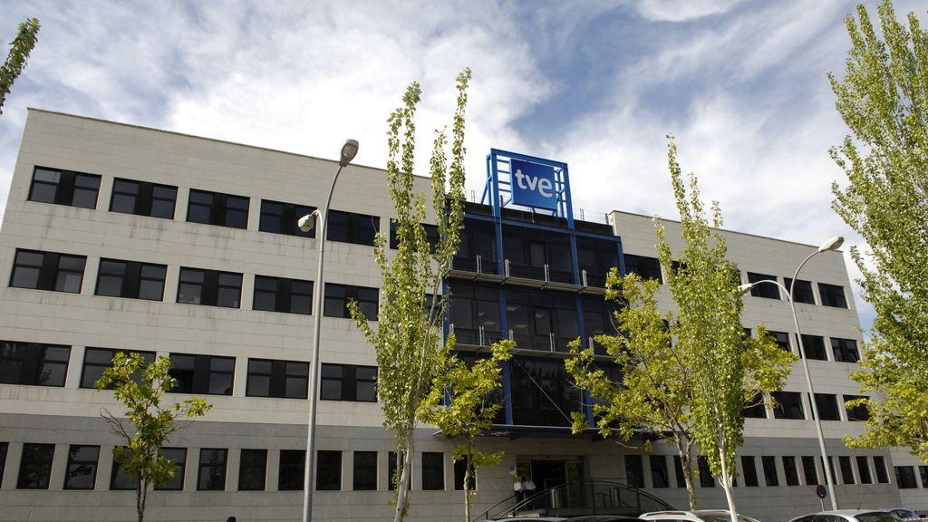 Edificio de RTVE en Prado del Rey