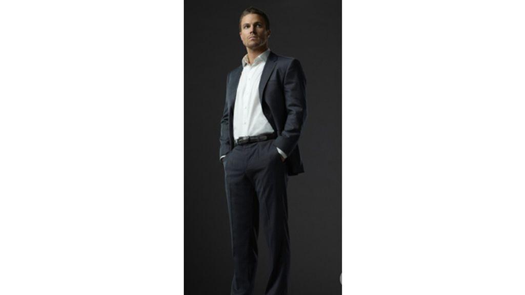 Stephen Amell protagoniza la adaptación televisiva del cómic que ha realizado la estadounidense CW