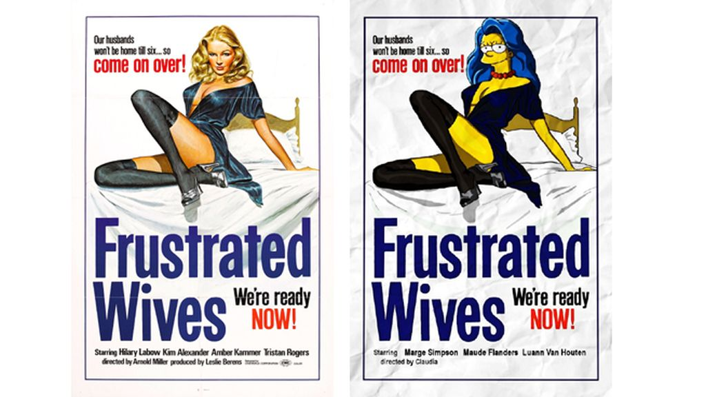 'Frustrated wives'