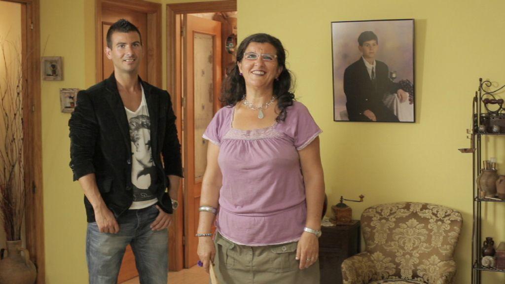Isidoro (29 años, vendedor ambulante) y Dolores. Albacete