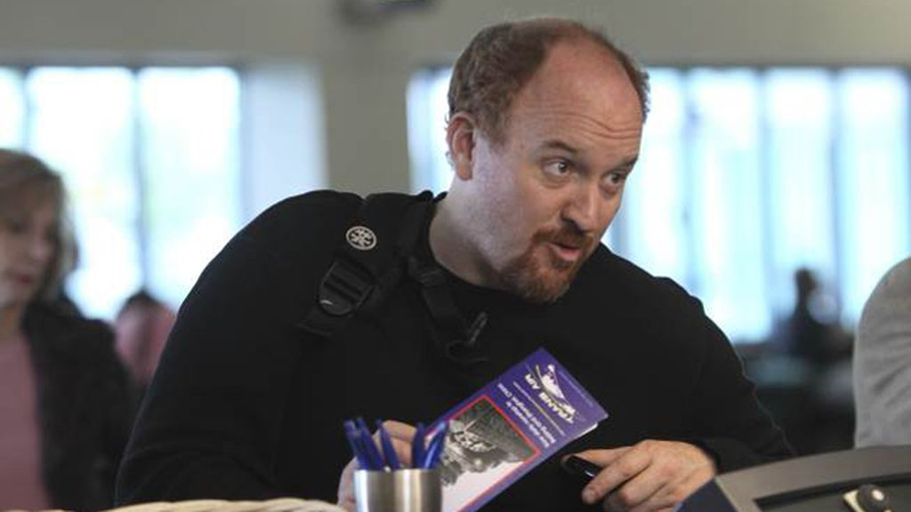 Louis C.K., mejor actor de comedia por 'Louie'