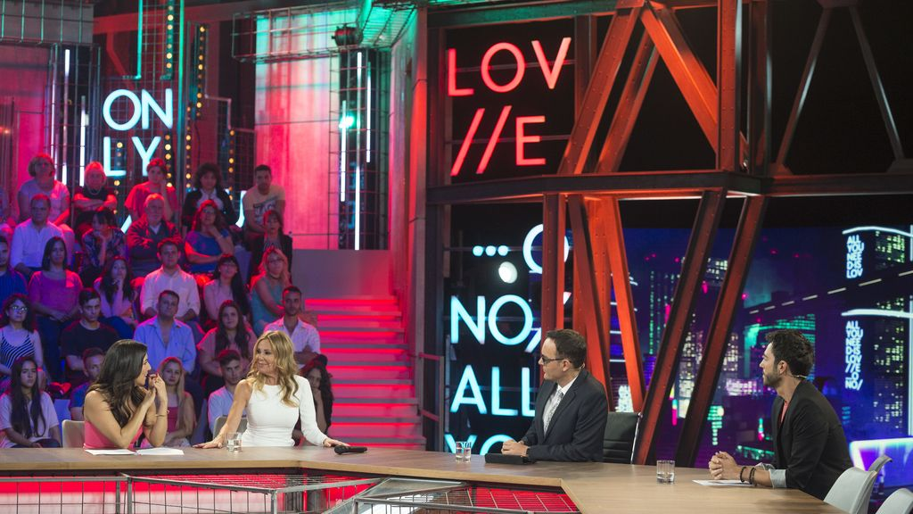 All you need is love. Ana Obregón