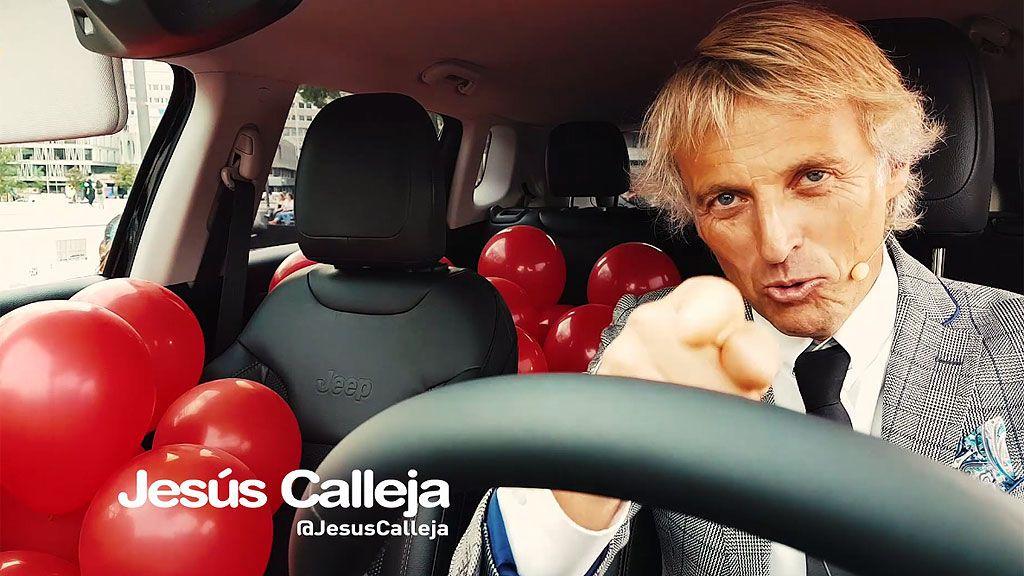 """Jesús Calleja: """"La aventura está en Cuatro"""""""