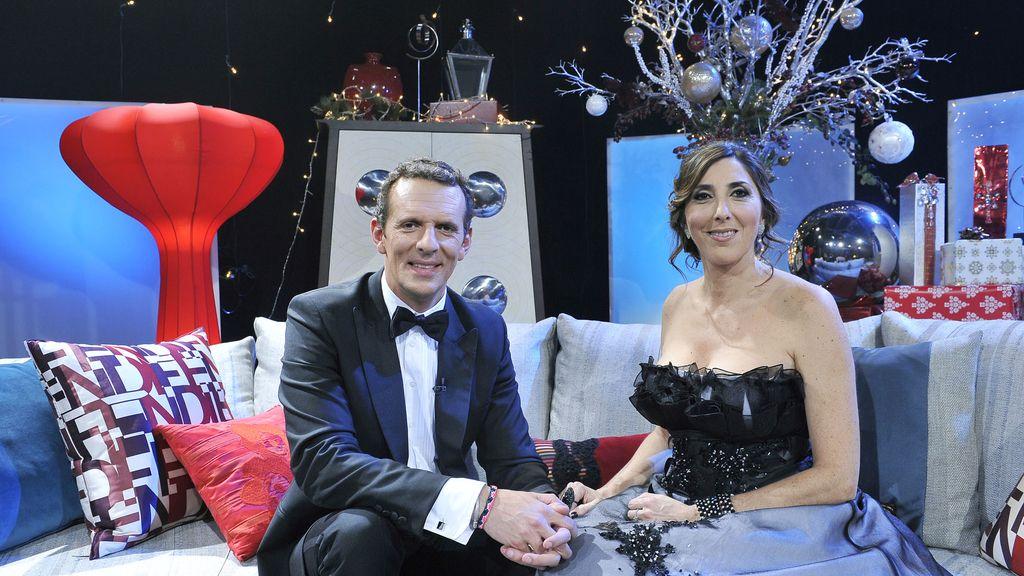 '¡La noche en Paz!', con Paz Padilla y Joaquín Prat (Telecinco). El 24 de diciembre, a las 21.15