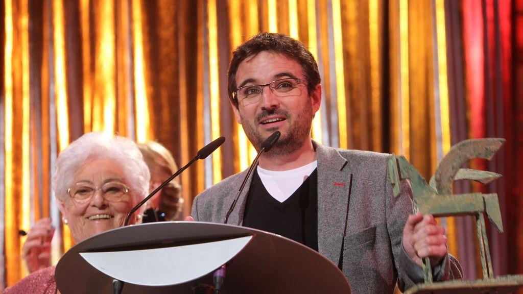 Jordi Évole, mejor presentador de televisión y Premio Carácter Dewar's White Label