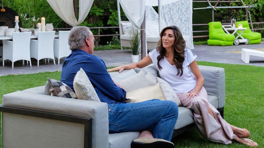 Paz Padilla abre las puertas de su casa a Bertín Osborne en 'Mi casa es la tuya', programa de Telecinco