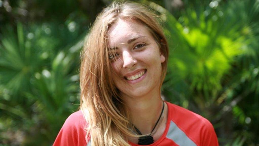 Izar Aristondo. Desempleada de Ondorra (Vizcaya), 25 años