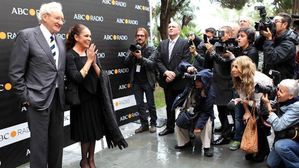 Isabel Pantoja, Protagonistas por su trayectoria artística