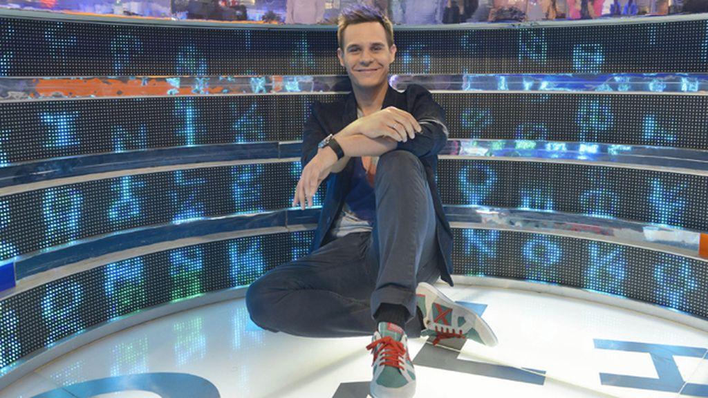 Christian Gálvez ha entregado 11,3 millones de euros en premios