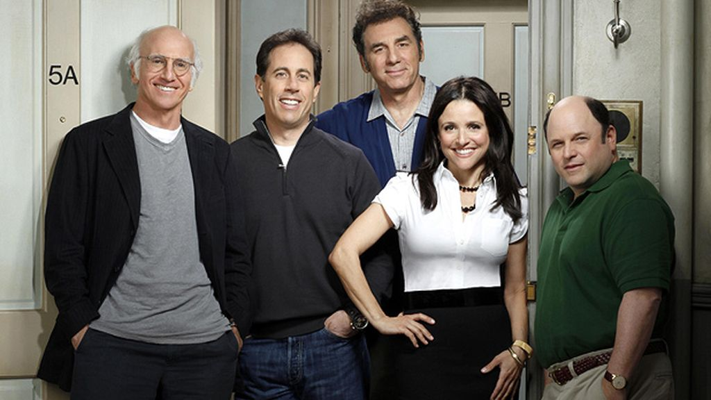 'Curb your enthusiasm' (HBO), mejor comedia