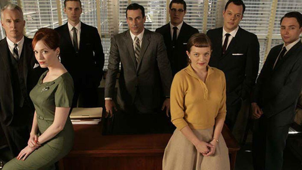 Candidatos a los Emmy 2011