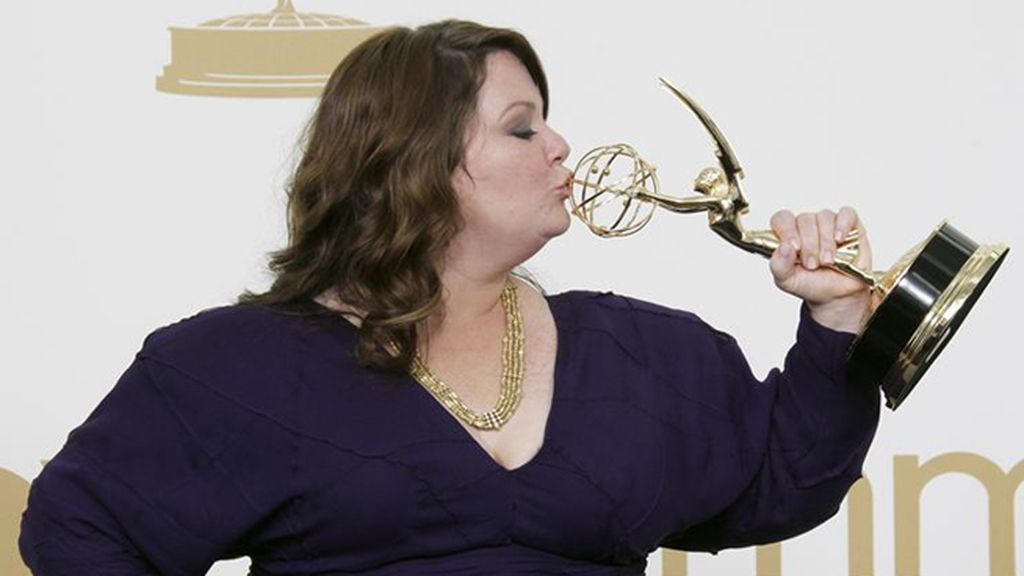 Melissa McCarthy ('Mike & Molly', CBS), mejor actriz de comedia