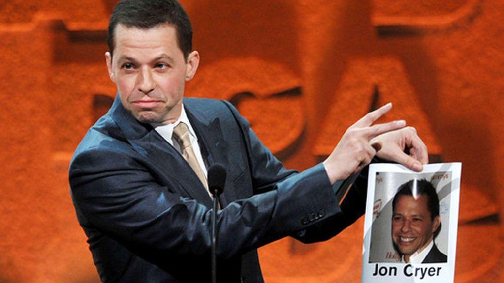 Jon Cryer ('Dos hombres y medio', CBS), mejor actor de comedia